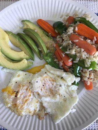 Anytime Egg Plate